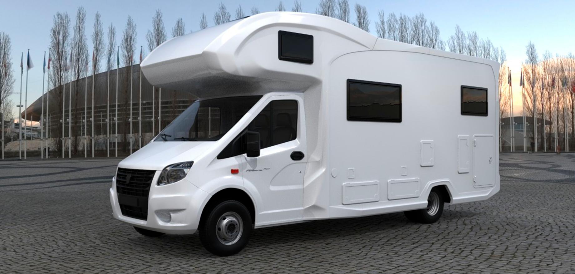 Wohnmobil  Lux Form Создание и производство автодомов, модулей
